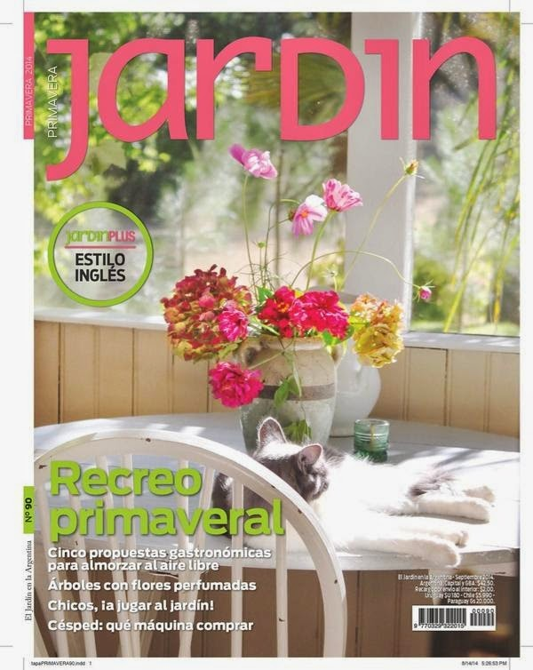 Casa y jardin revista free mensual deco marz with casa y for Casa jardin revista