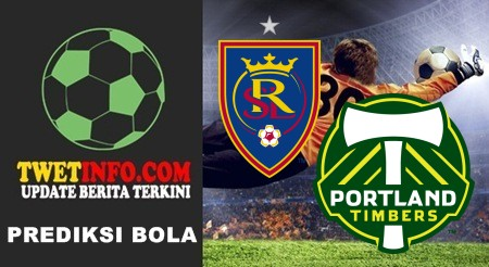 Prediksi Real Salt Lake vs Portland Timbers