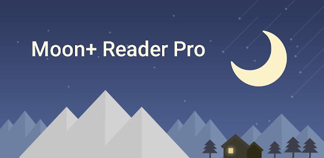 Download Moon+ Reader v3.3.2 APK Full