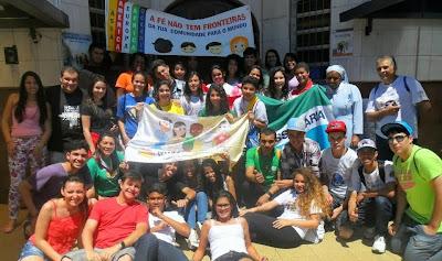IAM e JM de Guarulhos e Vila Maria comemoram Mês Missionário