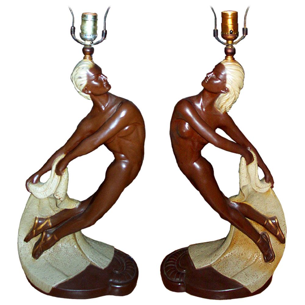 continental art company lamp eBay