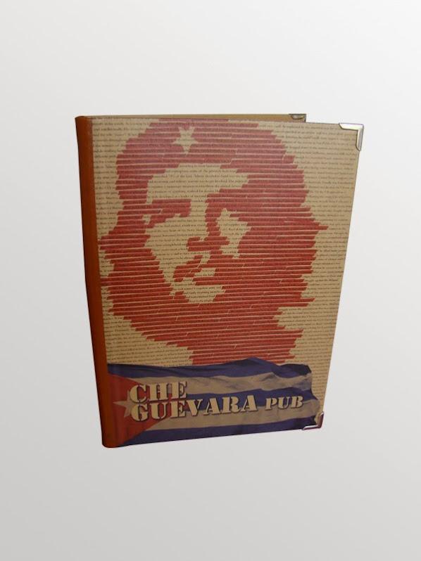 ЧЕГЕВАРА. Папка-меню из ламинированного картона