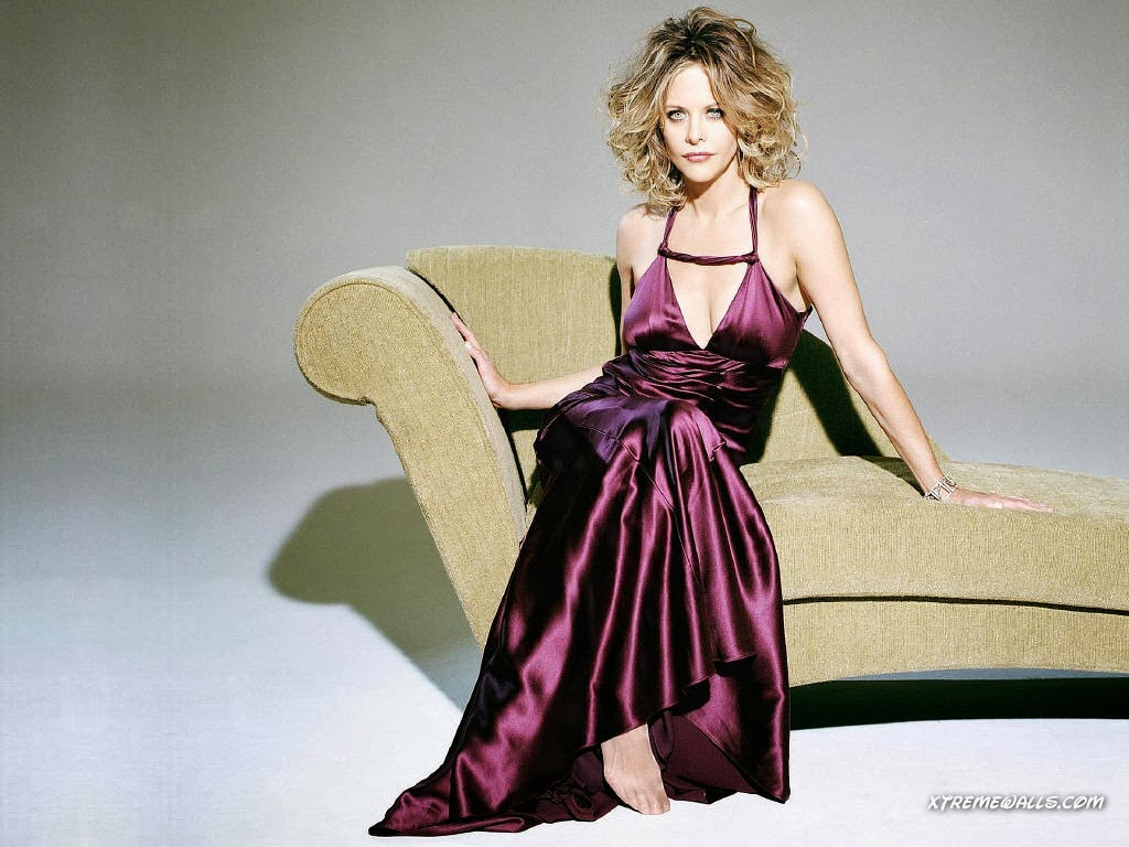 Hot Meg Ryan During Photo Shoot