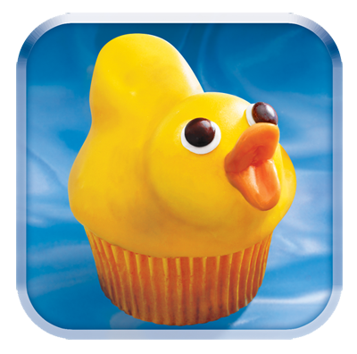 apps, recetas, cupcakes, iPhone, iPad