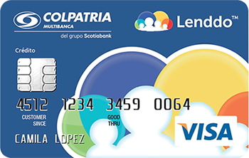 Carte de crédit Lenddo