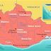 Regiones del Estado de Oaxaca