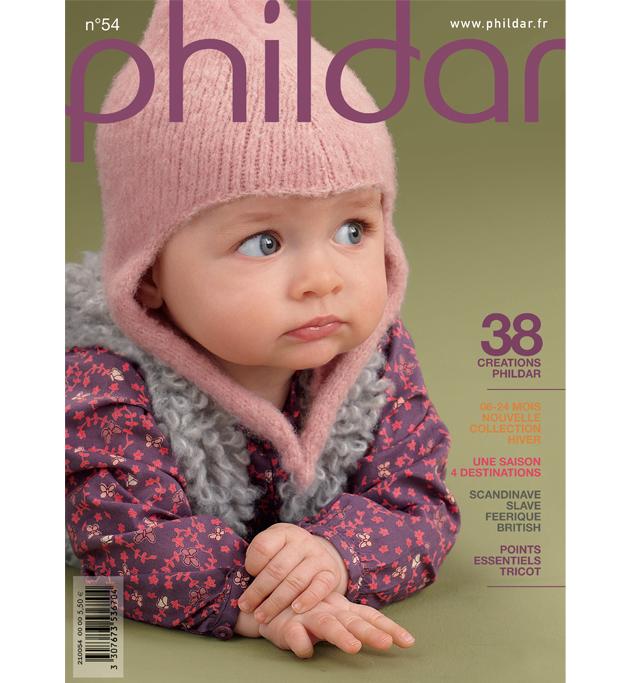 Crochet Magazine En Espanol : REVISTAS DE MANUALIDADES GRATIS: Phildar n? 54
