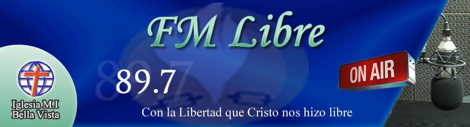 FM Libre 89.7 Mhz