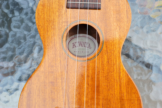 Kiwaya KS5 Soprano sound hole