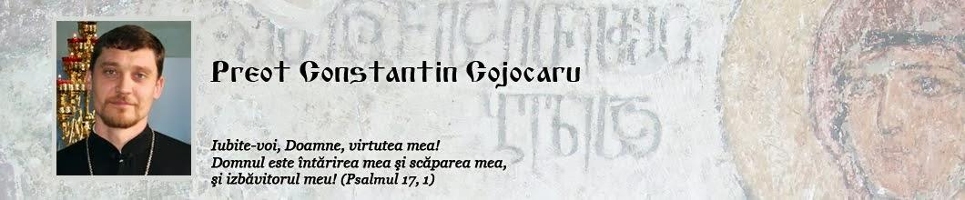 Preotul Constantin Cojocaru