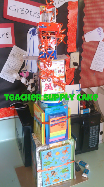school supplies, classroom, teacher appreciation