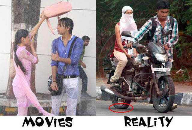 Movies Vs Reality