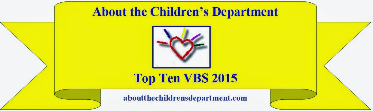 VBS 2015   Top Ten   SonSpark Labs   Gospel Light