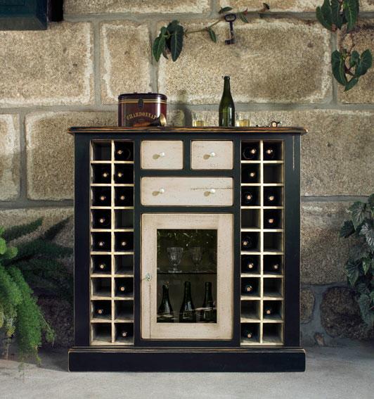 Muebles para una vinoteca - Montar una vinoteca ...