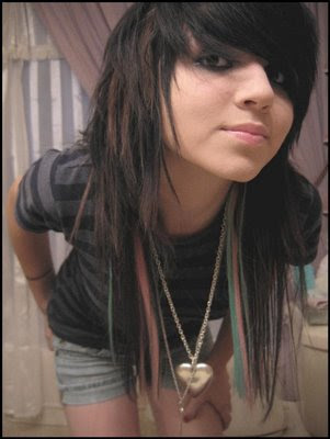 Medium Length Emo Hairstyles. Emo Hairstyles For girls.a