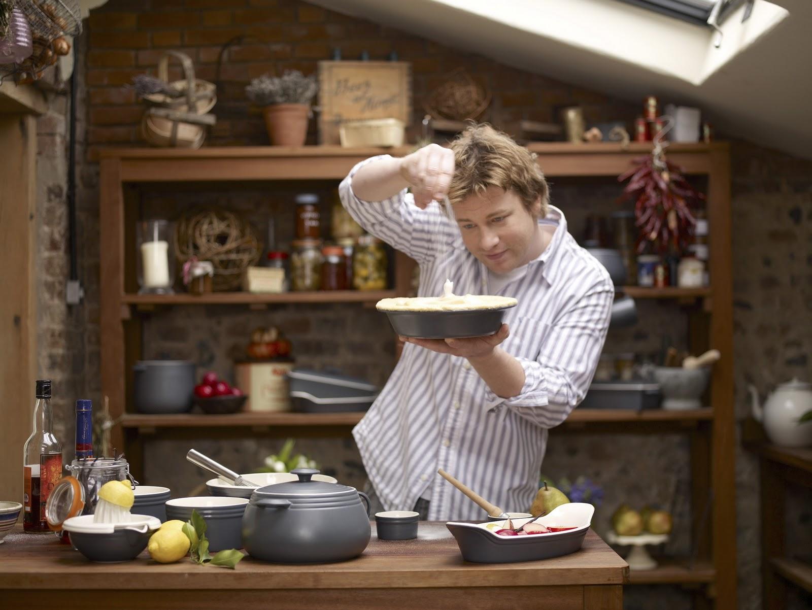 La cocina de evenstar jamie oliver la revoluci n for Jamie oliver utensilios de cocina
