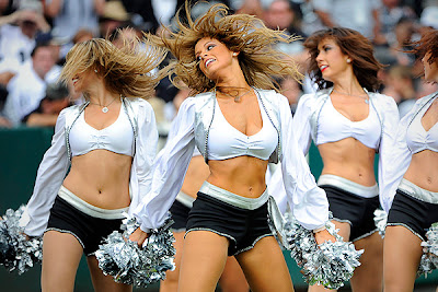 Cheerleaders de la NFL