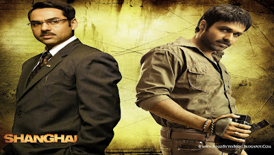Shanghai HQ Wallpapers | Starring Abhay Deol and Emraan Hashmi