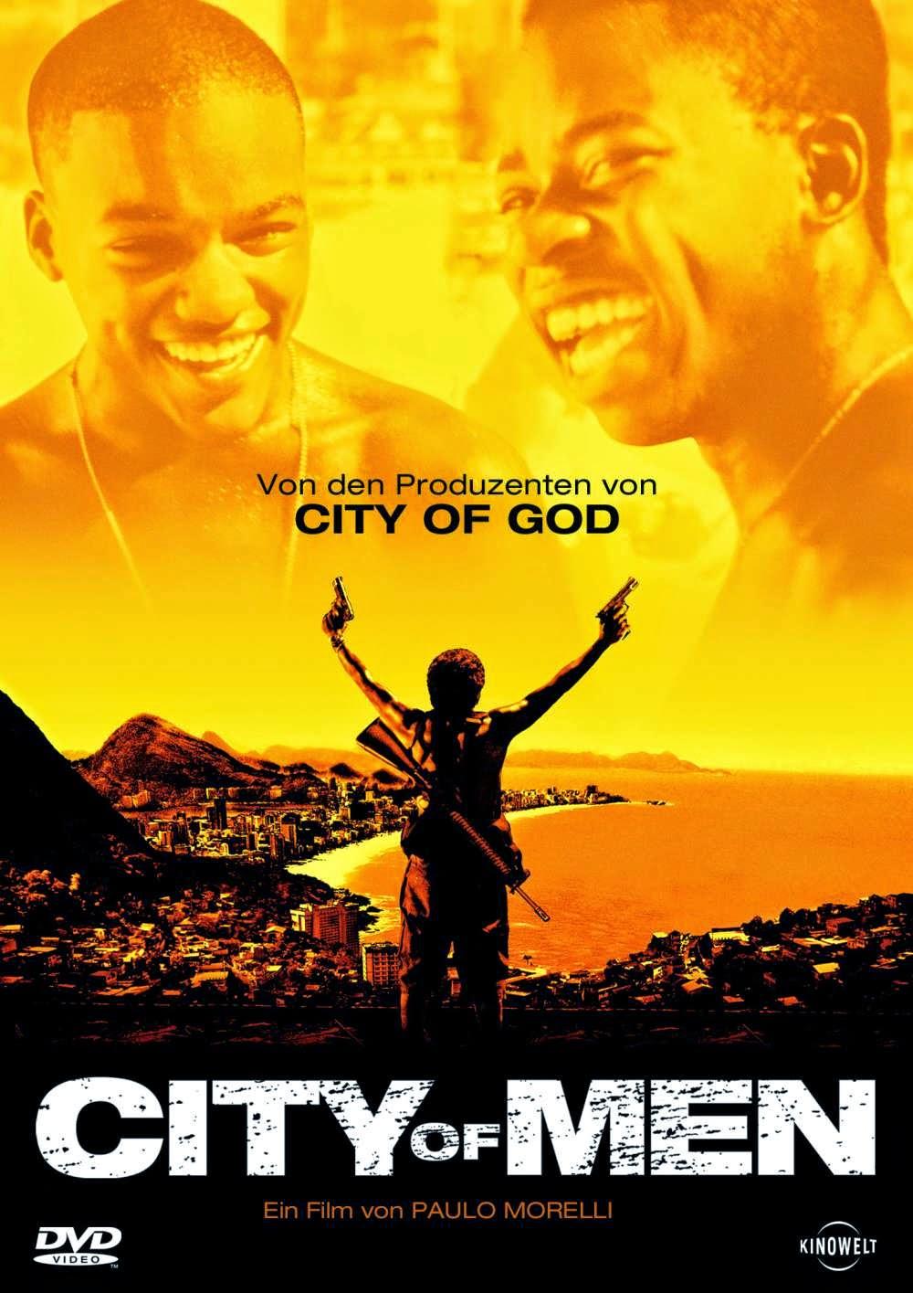 City of Men (2007) ταινιες online seires xrysoi greek subs