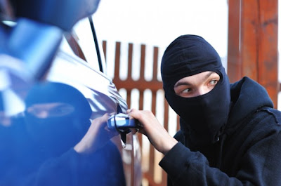 Car theft in Tawau