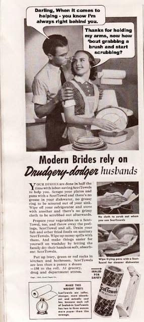 1940 odd advertising