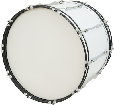 Marching Bass Drum - Semi HTS / HTS