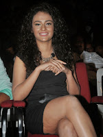 Seerath Kapoor photos at Run Raja Run audio launch-cover-photo
