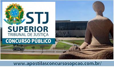 Apostila Concurso Superior Tribunal de Justiça (STJ) 2015 - Técnico Judiciário Área Administrativa