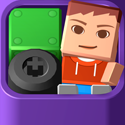 Blocksworld HD App iTunes App Icon Logo By Linden Research, Inc. - FreeApps.ws