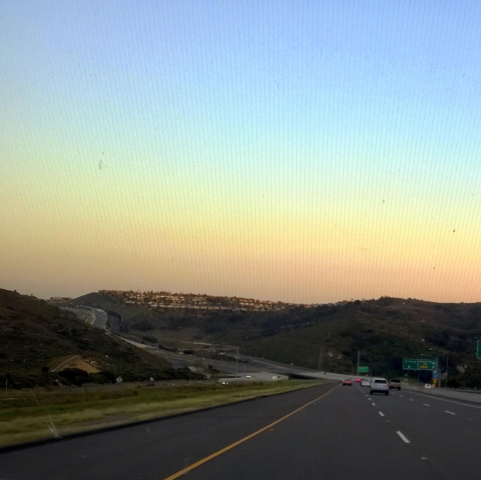 Carlsbad, CA toll road