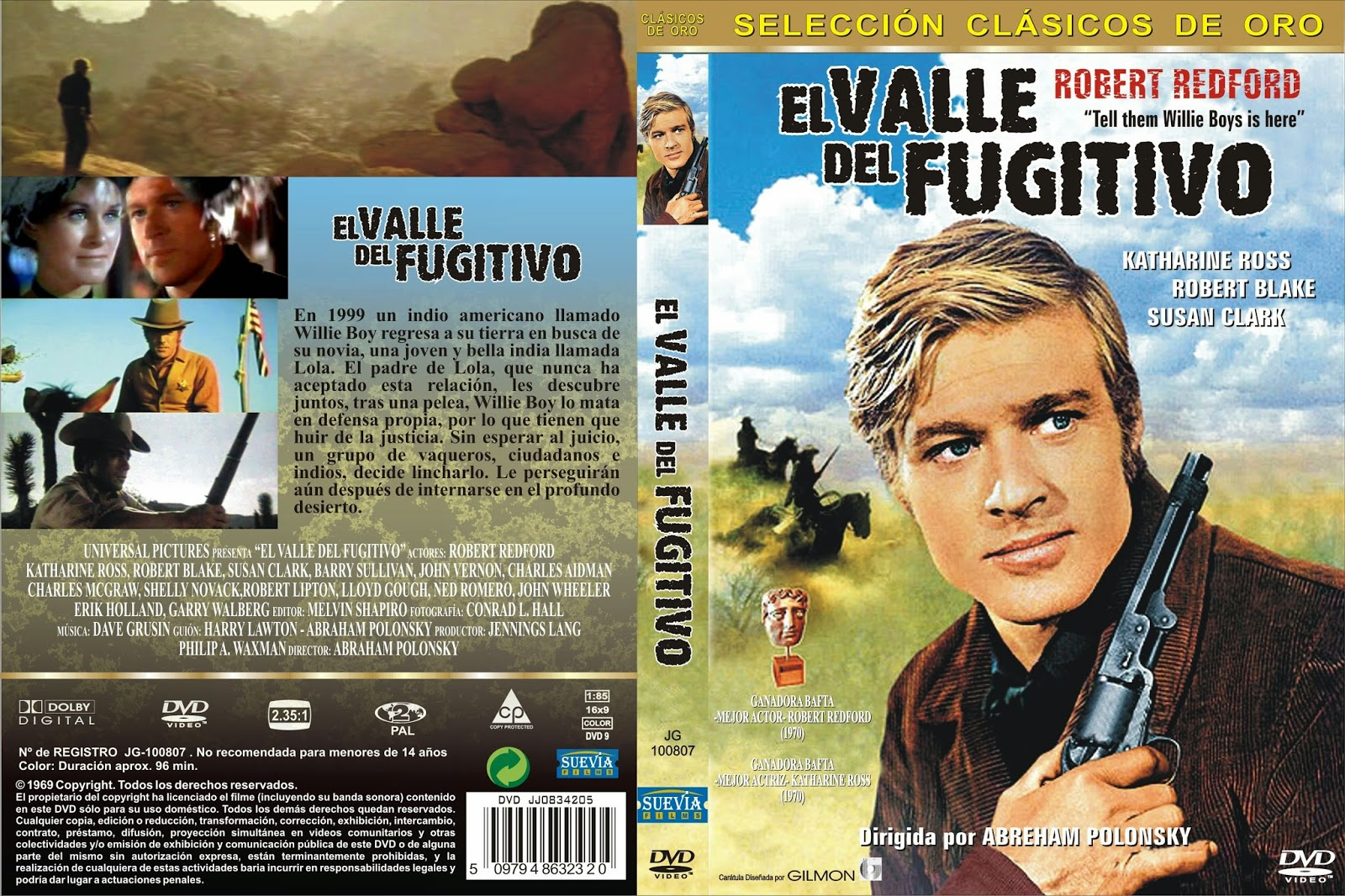 El valle del fugitivo (1969  - Tell Them Willie Boy is Here)