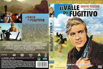 Carátula Dvd: El valle del fugitivo (1969) (Tell Them Willie Boy is Here)