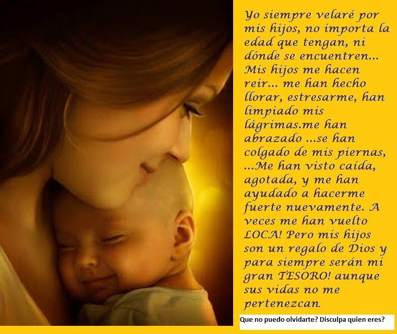 Reflexiones De Una Madre a Sus Hijos