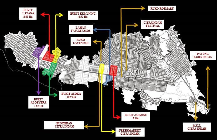 Planning Citra Indah 2015