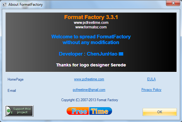 Format Factory 3.3.1