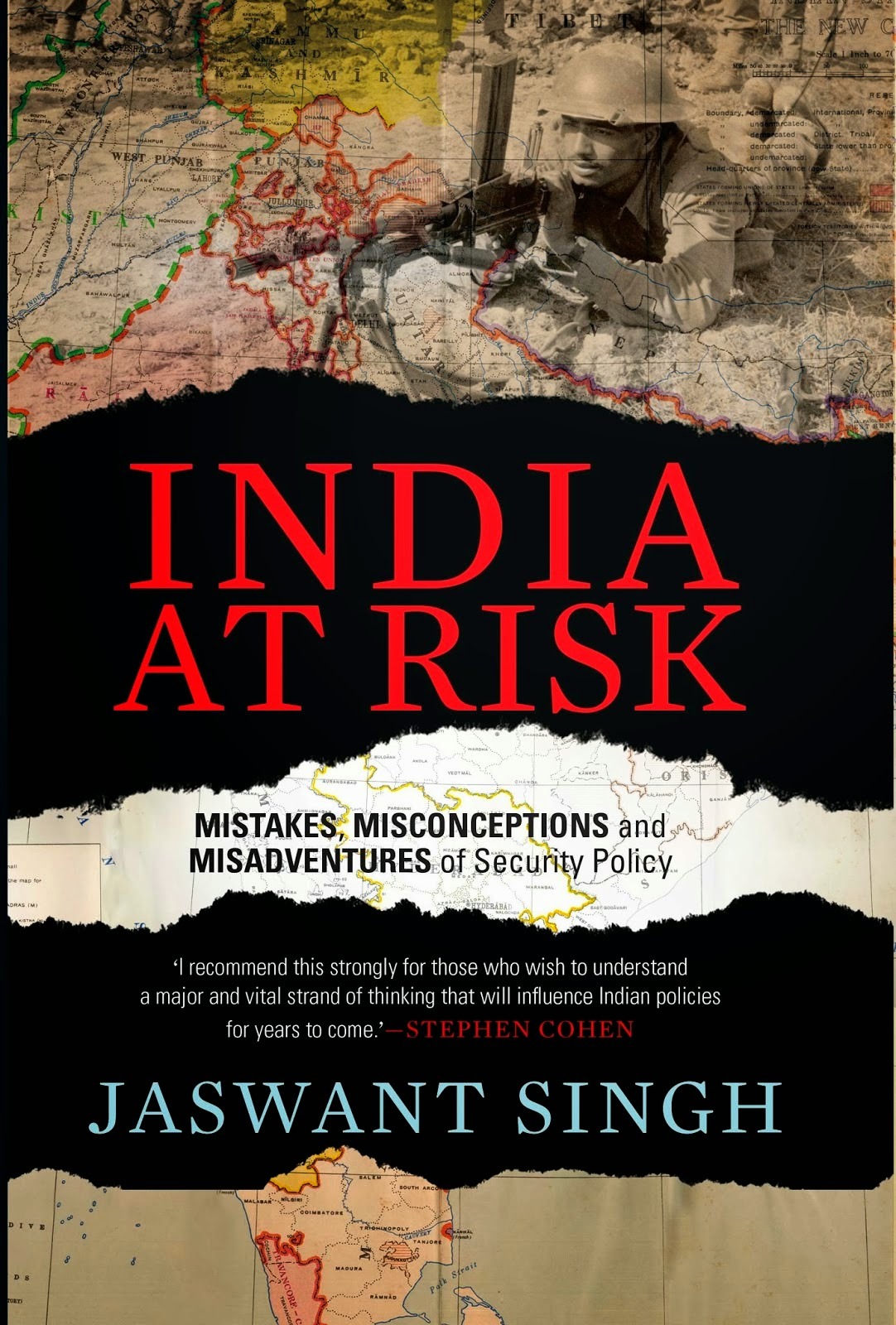 Full text of jaishankar telling china not to fear indias rise business standard - Mr Jaswant Singh S Quote Above Captures The Essence Of The Former Indian Foreign Minister S 2013 Book Titled India At Risk Mistakes Misconceptions And