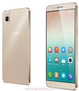 Huawei Honor 7i Flip Camera Mobile Full Specifications And Price in Bangladesh