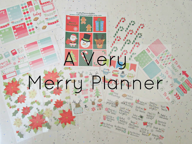 A Very Merry Planner Haul