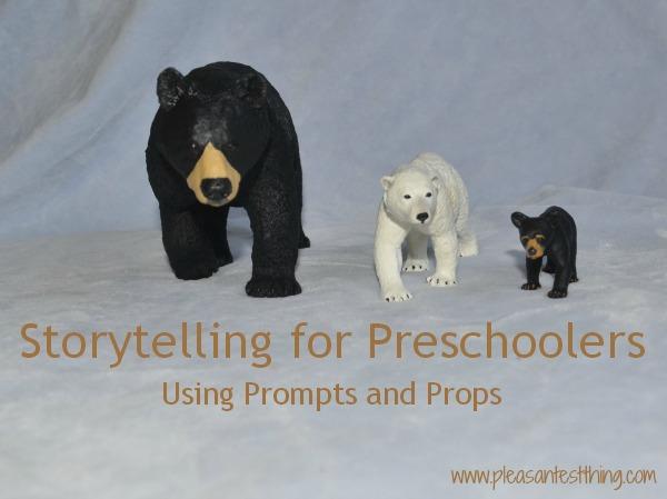 storytelling for preschoolers
