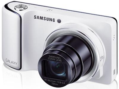 cámara de fotos Samsung Galaxy
