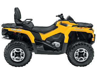 2013 Can-Am Outlander MAX DPS 1000 ATV pictures 1