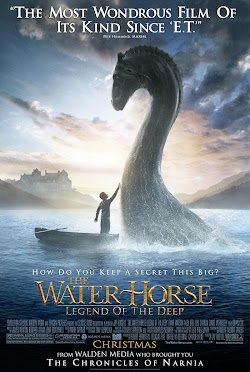Huyền Thoại Ngựa Biển - The Water Horse: Legend Of The Deep (2007) Poster