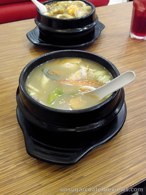 Rai Rai Ken seafood hotpot ramen