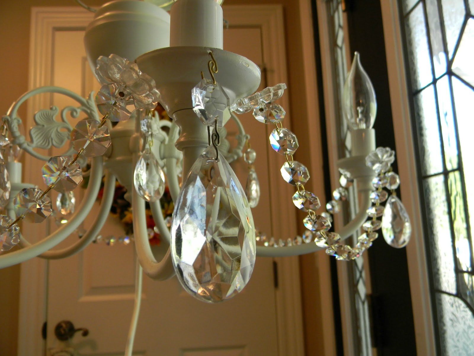 Forever decorating double the chandelier fun double the chandelier fun mozeypictures Gallery