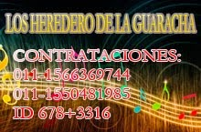 LOS HEREDERO DE LA GUARACHA