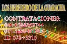 LOS HEREDERO DE LA GUARACHA