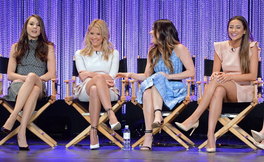 Pretty Little Liars - PaleyFest 2014 Photos