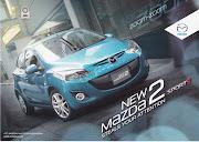 New Mazda 2 Sports Hatchback