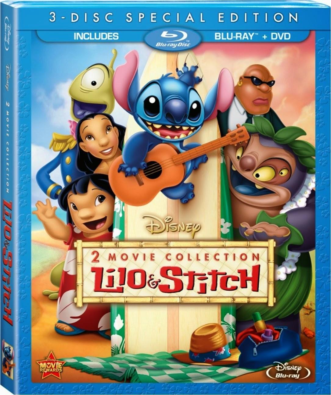 مشاهدة وتحميل فيلم الانمي Lilo And Stitch 1
