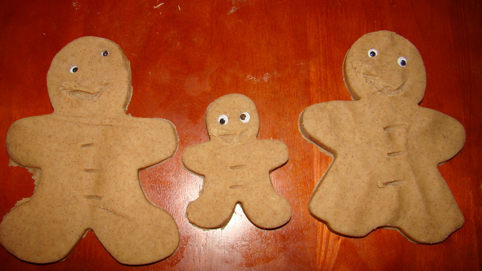 Gingerbread Baby Gingerbread baby needed a